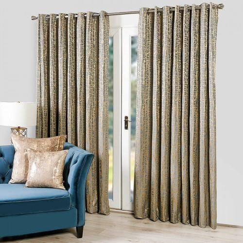 Leon Pair of Curtains, 2 colours and 3 sizes available