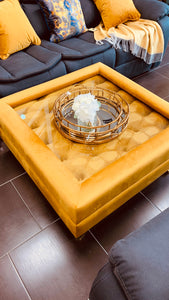 Ottoman Coffee Table (a Hazelwood design)
