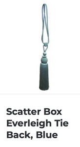 Scatter Box Everleigh Tie Back