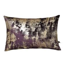 Feather filled Cushions - Moonstruck Purple by Scatter Box (3 variants)