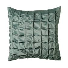 Feather filled Cushions - Origami Sage45x45cm by Scatter Box