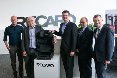 Recaro Kids opens its new office in Bayreuth - Germany
