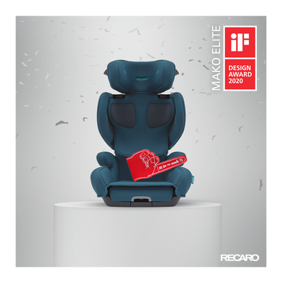 RECARO Mako Elite gewinnt den iF Design Award 2020!