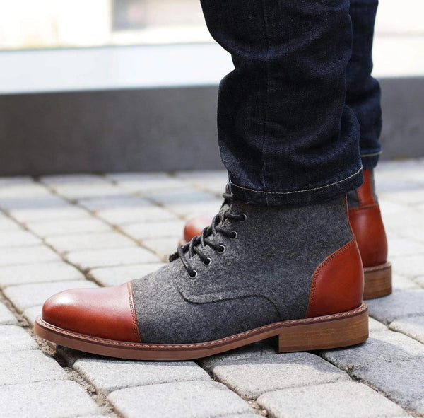 Michael - Edle Oxford Boots