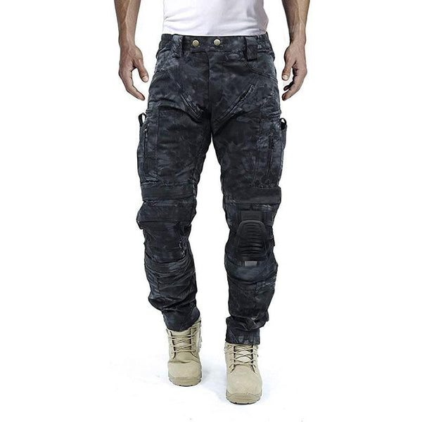 Fashion casual mens new outdoor trousers