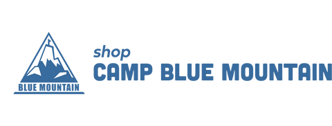 Shop Camp Blue Mountain with Camp Logo