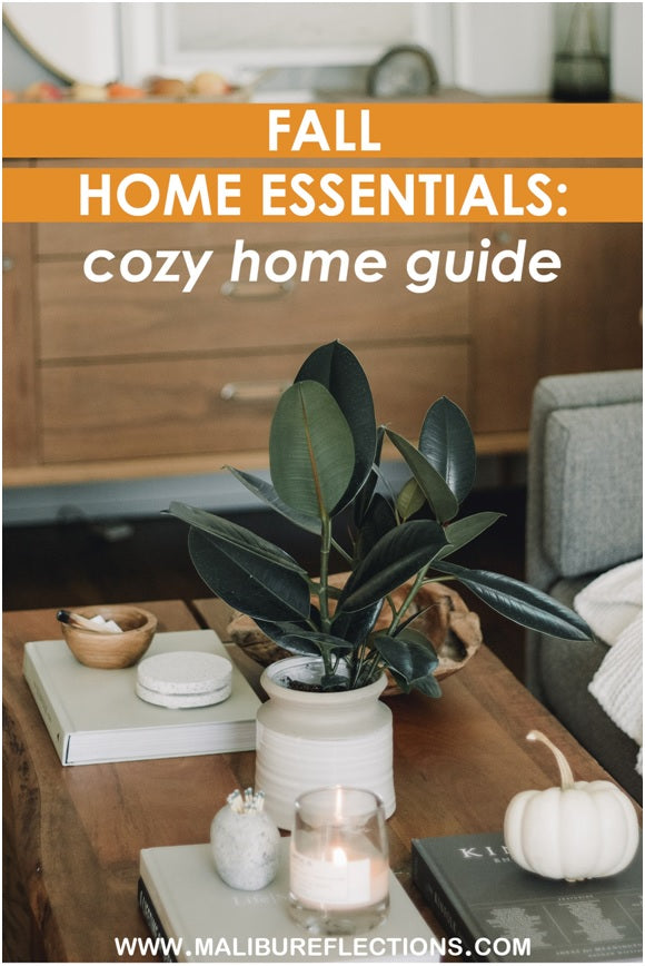 Home Essentials for Fall: Guide to a Cozy Autumn Home