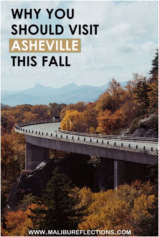 Why You Should Visit Asheville, NC This Fall