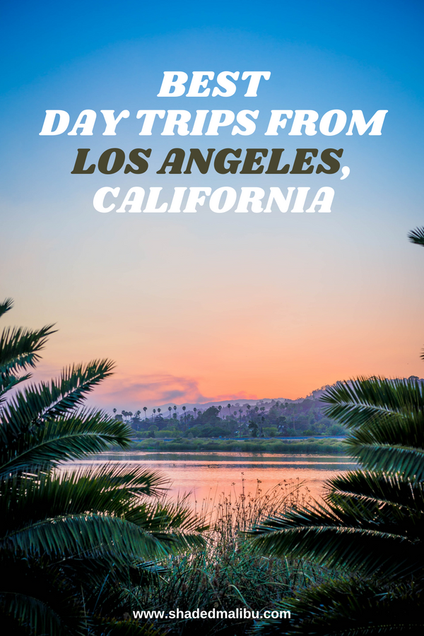 5 of the Best Day Trips from Los Angeles