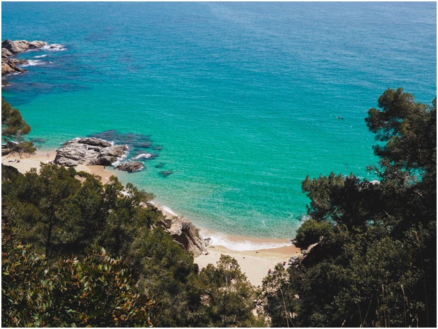 Top Best Beaches along Costa Brava in Spain