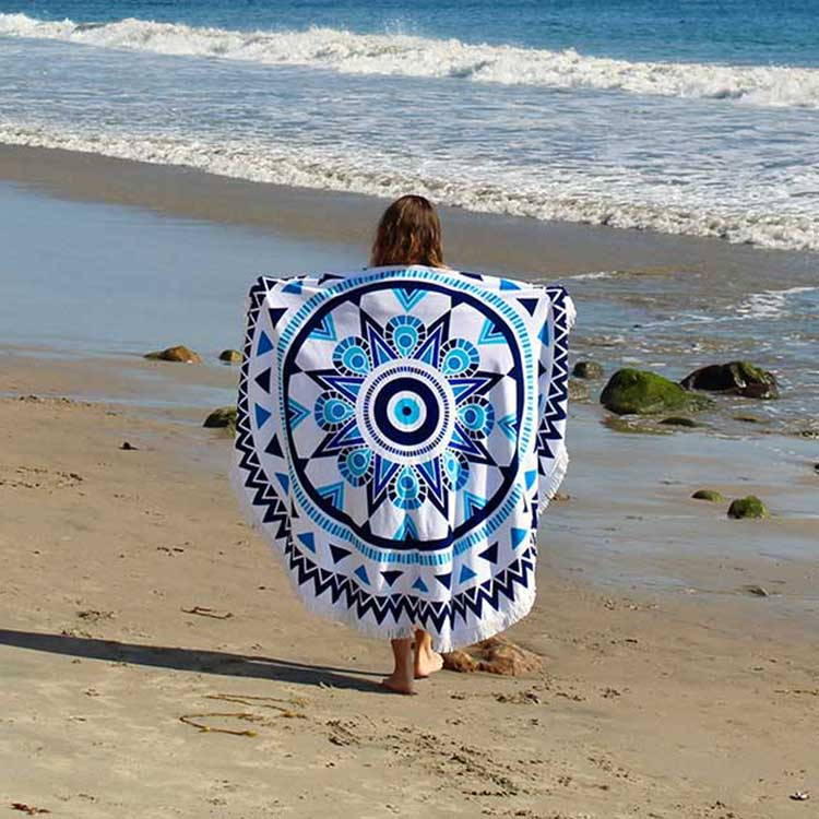 Seaside-Round-Towel-LaCosta
