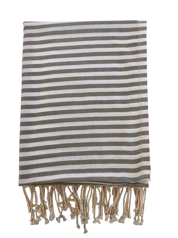 Turkish-Towel-El-Pescador-In-Black