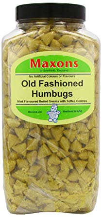 Maxons Old Fashioned Humbugs