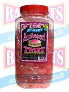 Barnetts Sugar Free Aniseed Twist
