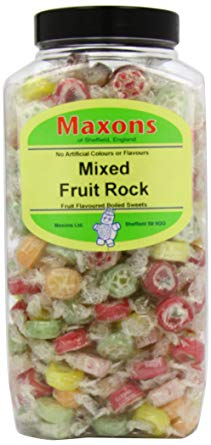 Maxons Mixed Fruit Rock