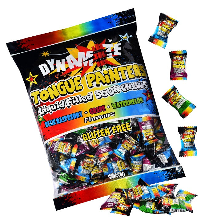 Dynamite Tongue Painter