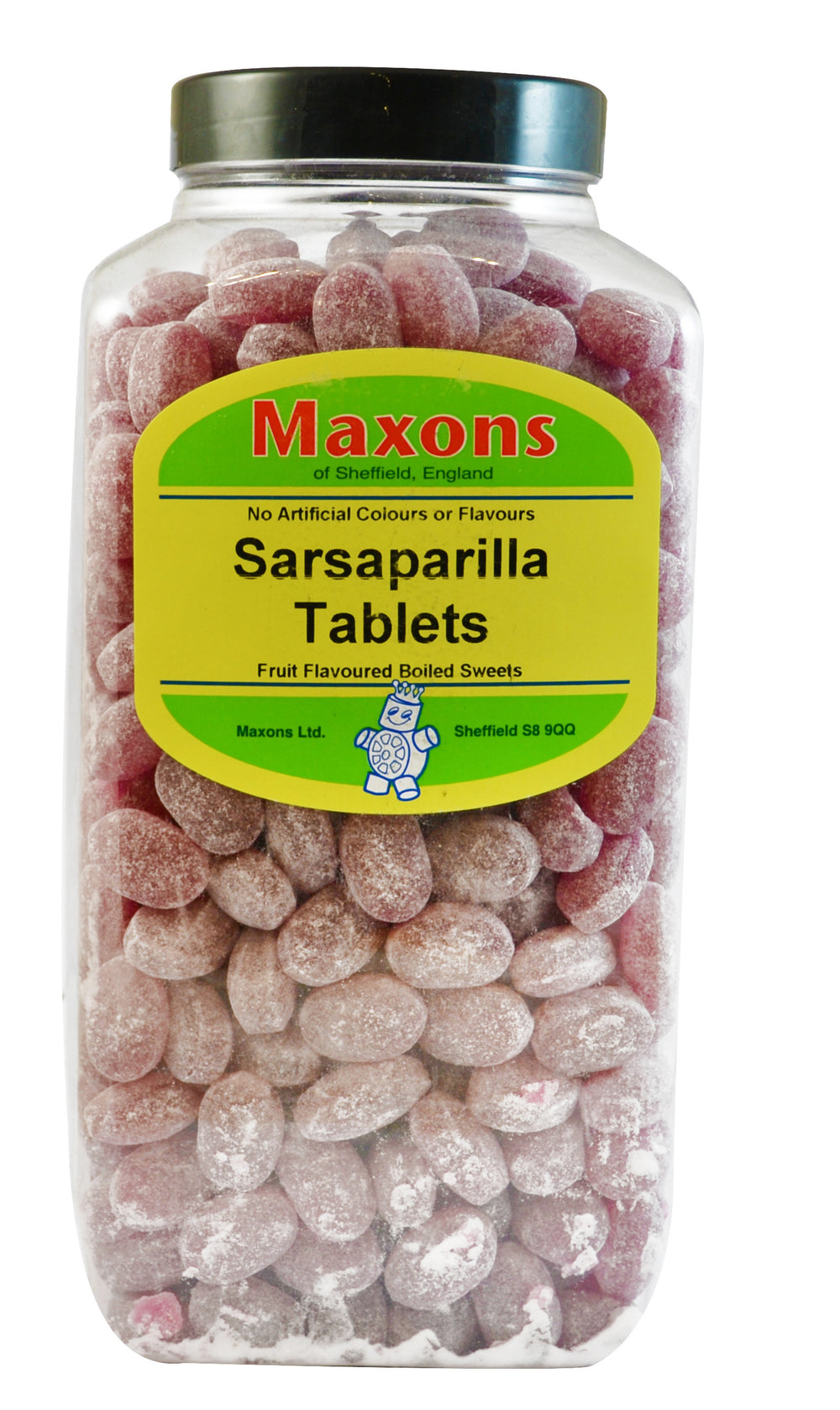 Maxons Sarsaparilla Tablets