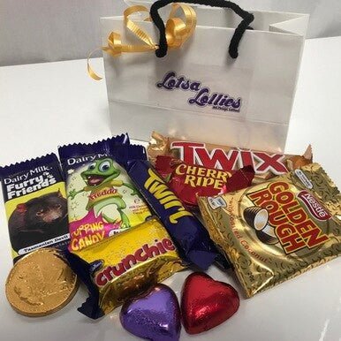 Boutique Choc Bag