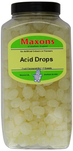 Maxons Acid Drops