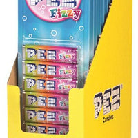 Pez Fizzy 8 Pack