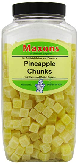 Maxons Pineapple Chunks