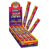 TNT - Giant Sour Chews Multicolour