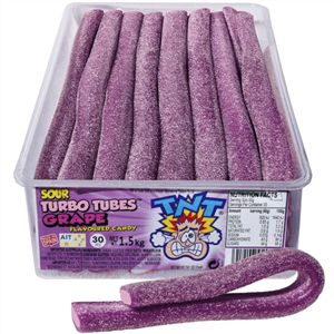 TNT Turbo Tubes - Grape