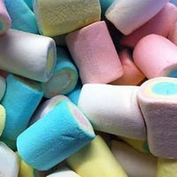 Rainbow Marshmallow Tube