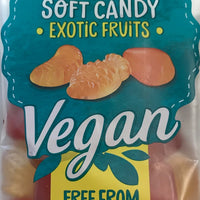 Vegan Soft Candy Exotic Fruits
