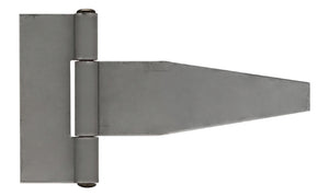 SST-120600-450 Blank (Mill Finish) Stainless Steel Tee Hinge