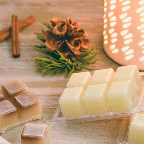 Handcrafted Soy Wax Melts - At Home Scents by Kim