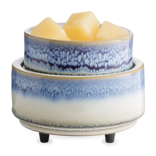 2-in-1 Candle & Wax Melt Warmer freeshipping - At Home Scents by Kim