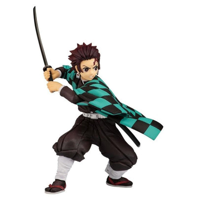 Bandai Spirits PVC Figures Demon Slayer: Kimetsu no Yaiba IchibanshoTanjiro KamadoThe Second)