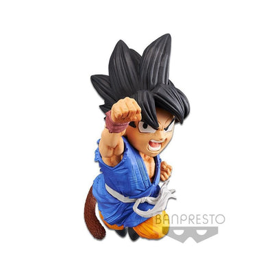 Banpresto PVC Figures Dragon Ball GT: Wrath of the Dragon Goku Ver.A