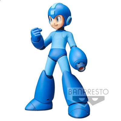 Banpresto PVC Figures Grandista Mega Man Exclusive Lines