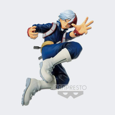 Banpresto PVC Figures My Hero Academia: Shoto Todoroki Vol.3