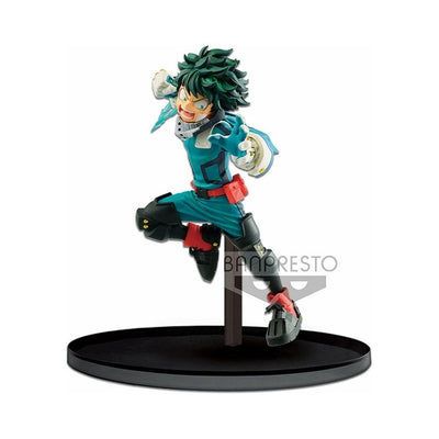 Banpresto Figure MY HERO ACADEMIA THE MOVIE HEROES:RISING VS VILLAIN-DEKU-