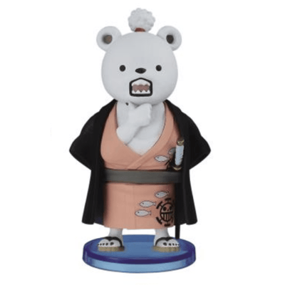 Banpresto Figure One Piece Bepo WCF Wano Kuni Vol. 2 Banpresto