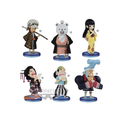 Banpresto Figure ONE PIECE WORLD COLLECTABLE FIGURE-WANOKUNI2-