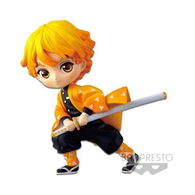 Banpresto QPosket QPosket : Demon Slayer - Zenitsu vol. 1