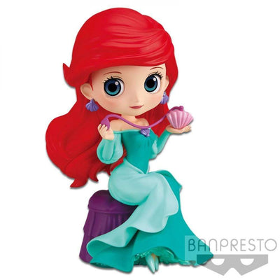 Banpresto PVC Figures The Little Mermaid Q Posket Perfumagic Ariel (Ver. A)