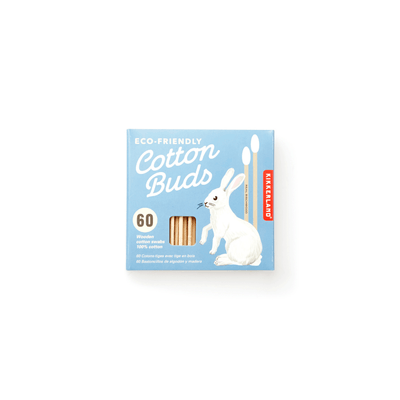 Kikkerland Novelty Cotton Buds