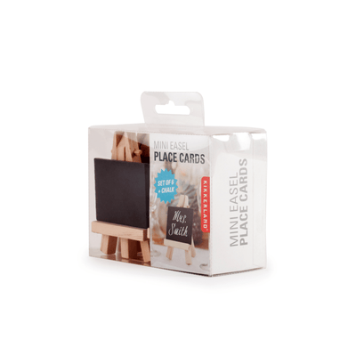 Kikkerland Novelty Mini Easel Place Cards