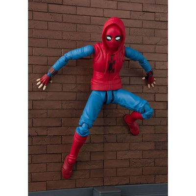 Tamashii Nation Action Figures S.H.Figuarts Spider-Man (Home Suit Version)