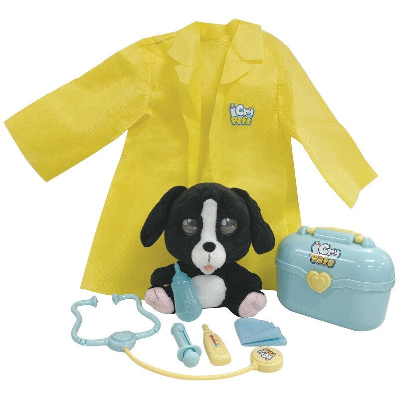 Cry Pets set veterinario deluxe