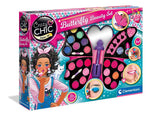 Crazy chic beauty set Butterfly 3 in 1