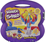 Kinetic sand valigetta cascate arcobaleno