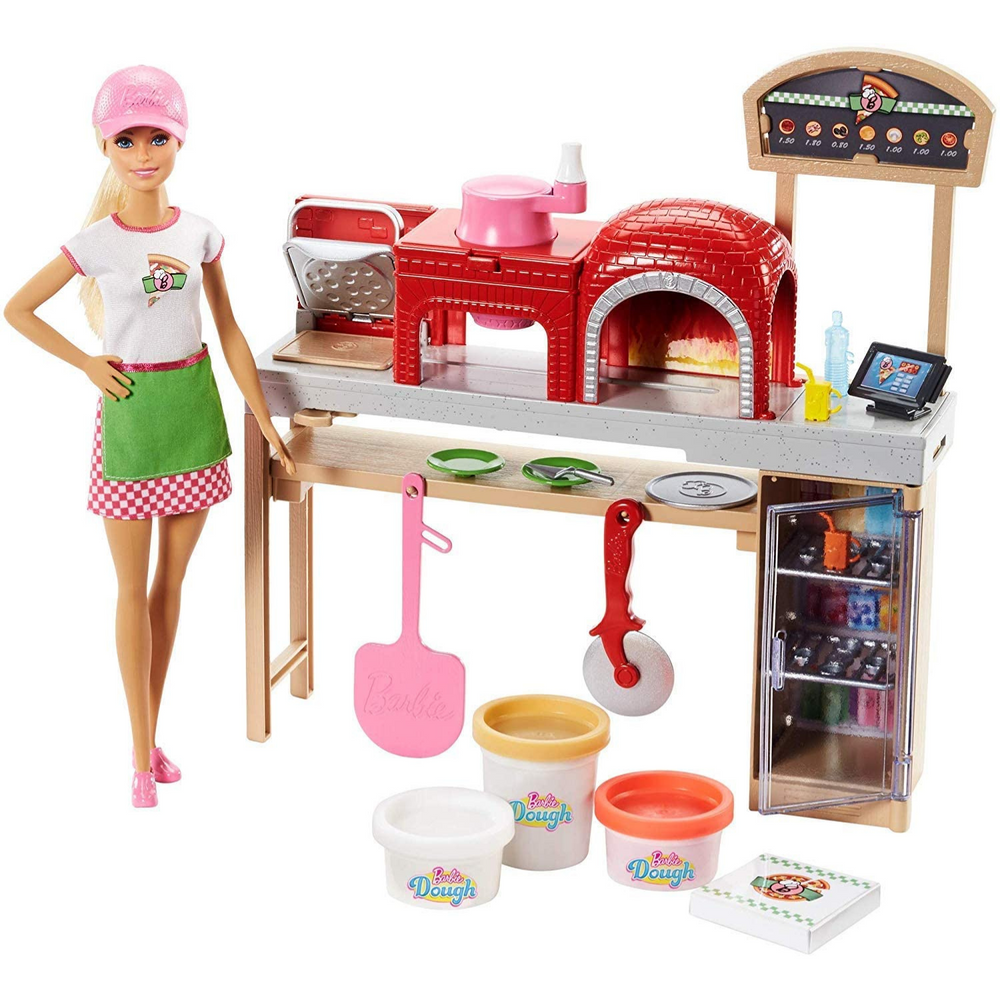 Barbie pizzeria