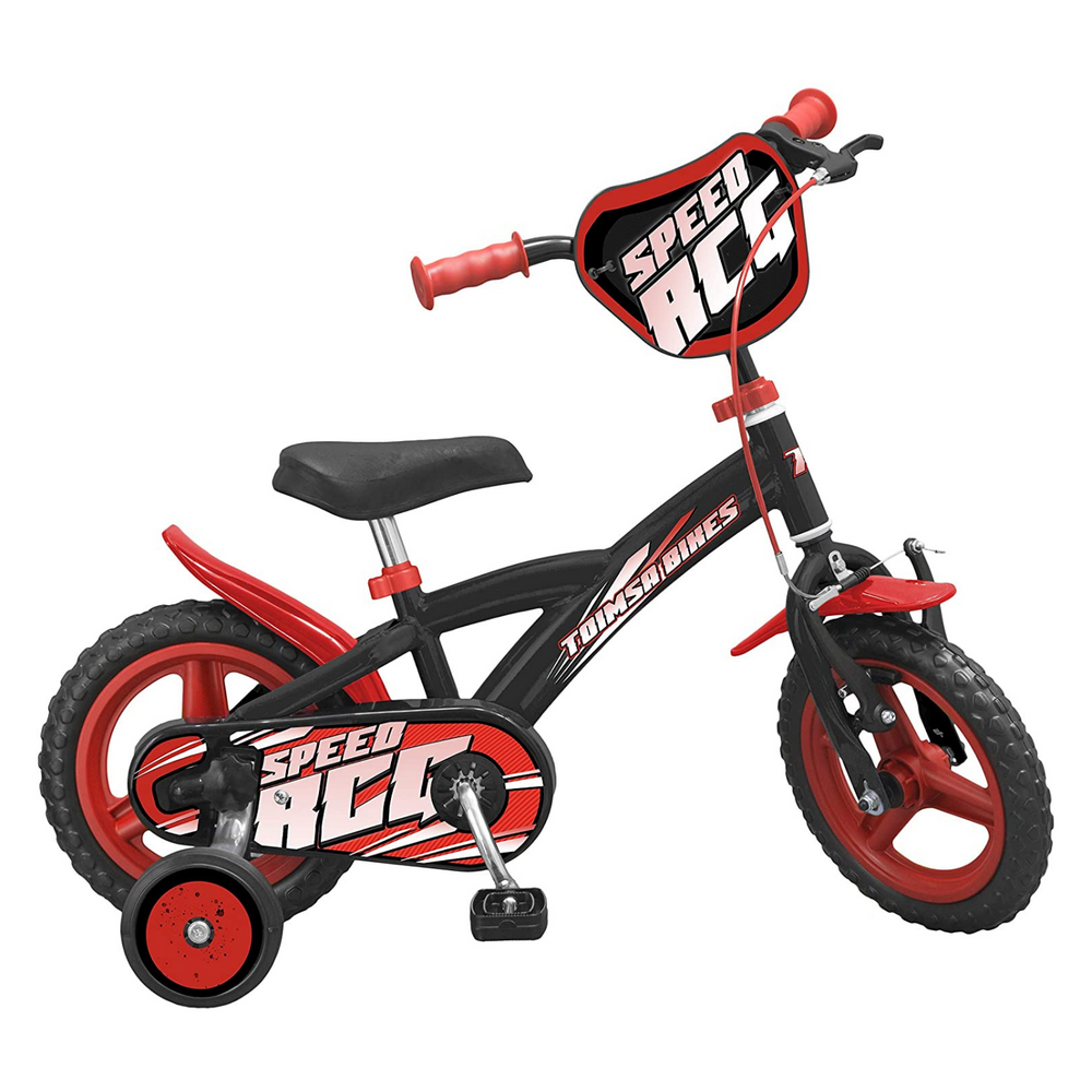 Bicicletta 12' Speed Racing RCG Base