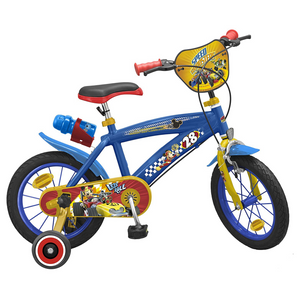 Bicicletta Mickey Racing